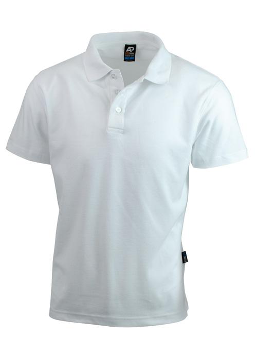 V-Neck Long Sleeve Food Industry Jerkin - 1312 - White