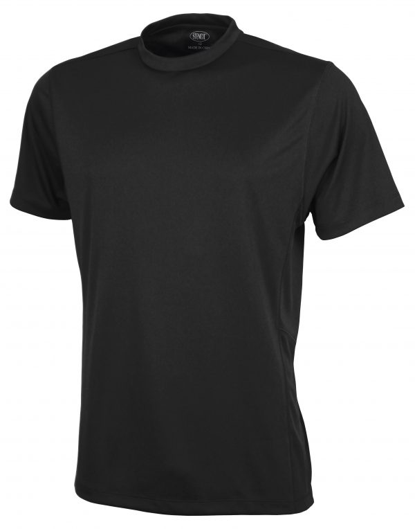 MENS COMPETITOR T-SHIRT S/S - 7013 - Black