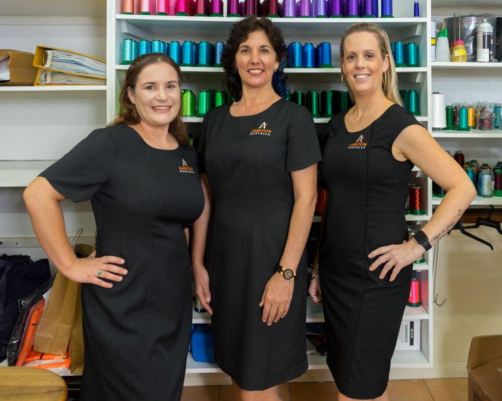Ambition Workwear staff