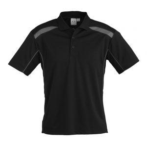 Mens United Short Sleeve Polo