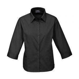 Ladies Base 3/4 Sleeve Shirt