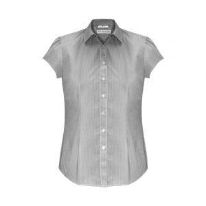 Ladies Euro Short Sleeve Shirt