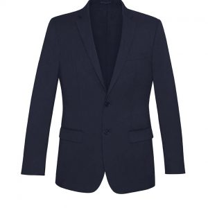 Mens Slimline Jacket - Navy