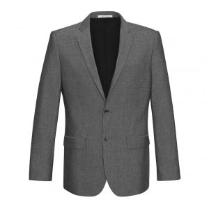 Mens Slimline Jacket - Grey