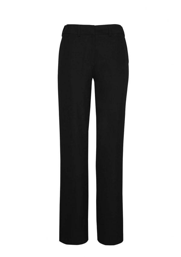 Womens Siena Adjustable Waist Pant - Black