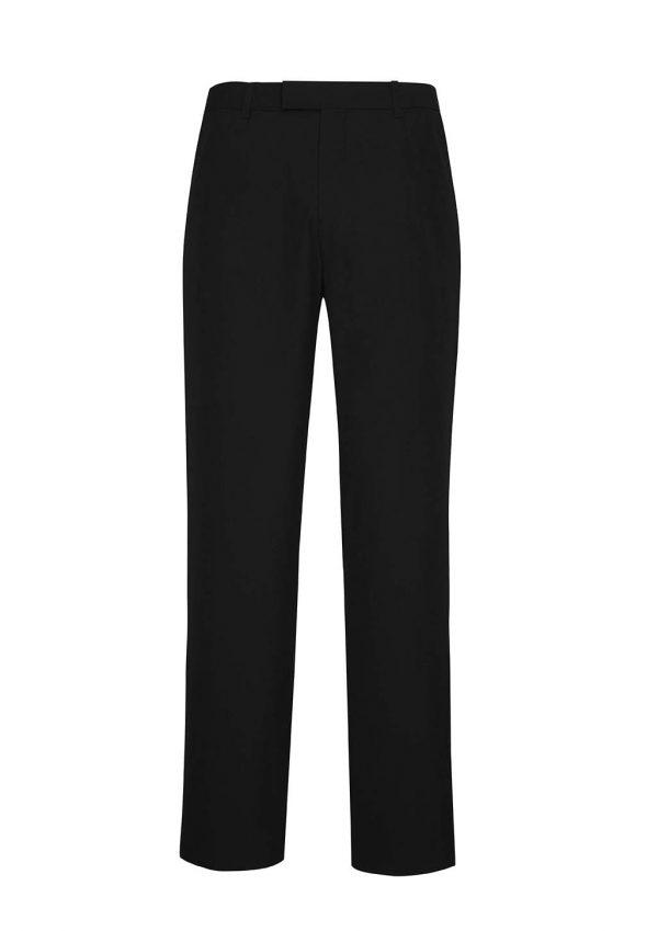 Mens Siena Adjustable Waist Pant - Black