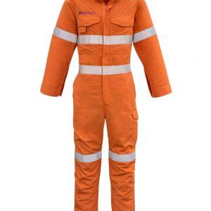 Mens FR Hoop Taped Overall - Orange