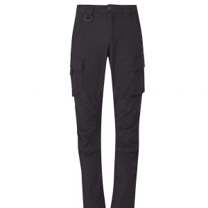 Mens Streetworx Curved Cargo Pant - Charcoal