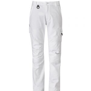 Mens Rugged Cooling Cargo Pant (Regular) - White