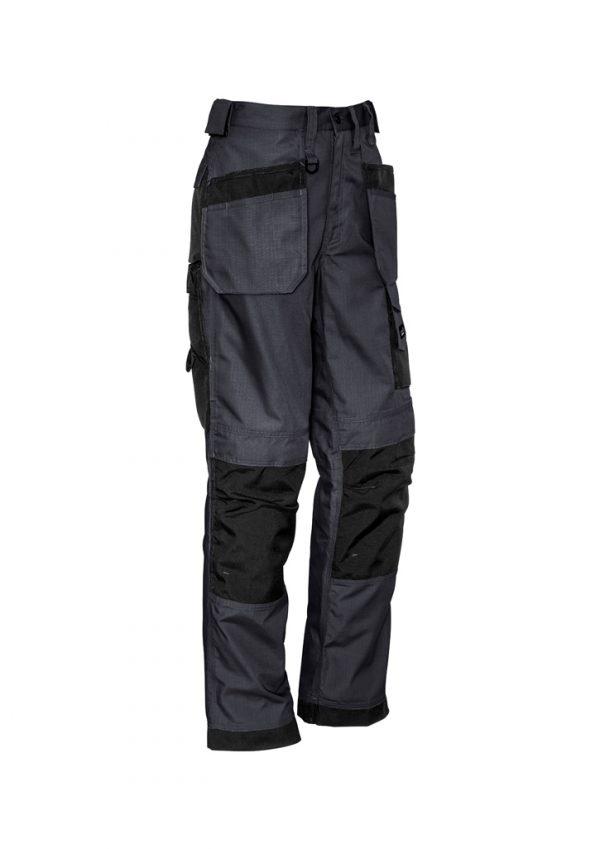 Mens Ultralite Multi-Pocket Pant - Charcoal/Black