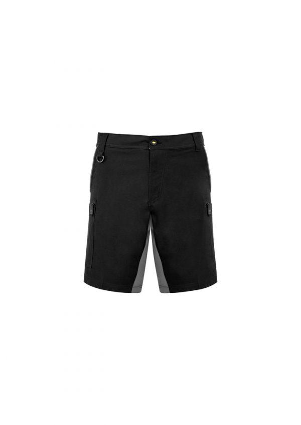 Mens Streetworx Stretch Short - Black