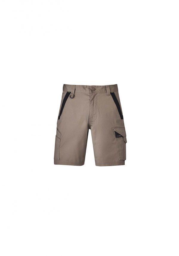 Mens Streetworx Tough Short - Khaki