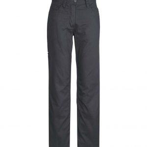 Womens Plain Utility Pant - Charcoal