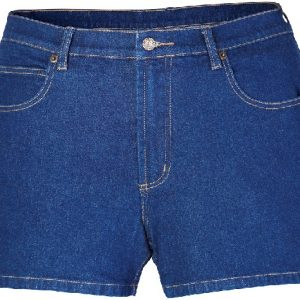Denim Trucker Short (Jean Short) - RM112TSD
