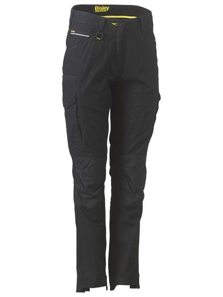 Ladies Flex & Move™ Cargo Pants - BPL6044 - Black