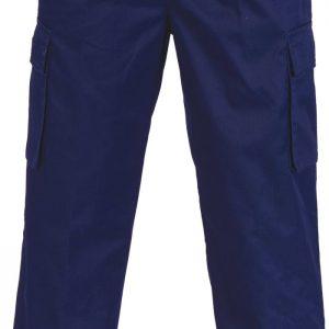 Unisex 3 in 1 Chefs Cargo Pants - 1504 - Navy