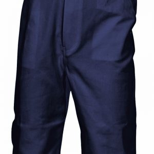 Mens Bib And Brace Overall. 100% Cotton Drill. 311gsm. Regular Weight - 3111 - Navy