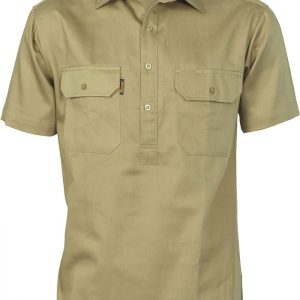 Mens Closed Front