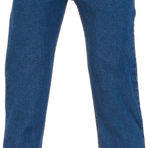 Mens Stretch Denim Jeans - 3318 - Blue