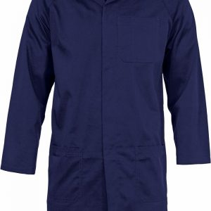 Food Industry/ Laboratory Coat. 65% Polyester