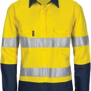 Ladies Hi Vis Open Front