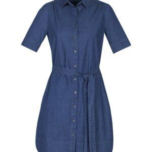 Delta Dress - Dark Blue