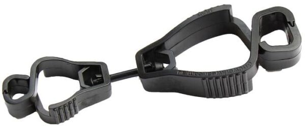 Super Jaws Glove Clip - GC01 - Black