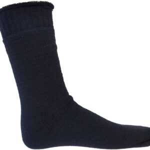 3 Pair Pack Woolen Socks. 75% Wool