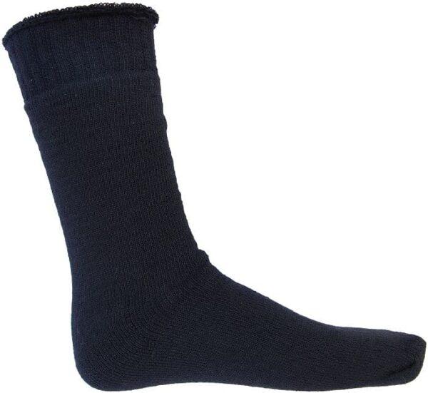 3 Pair Pack Woolen Socks. 75% Wool